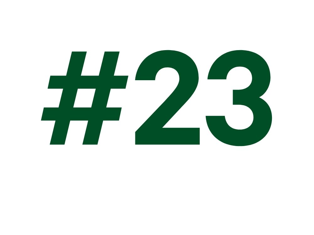 Occupational Therapy currently ranked #23