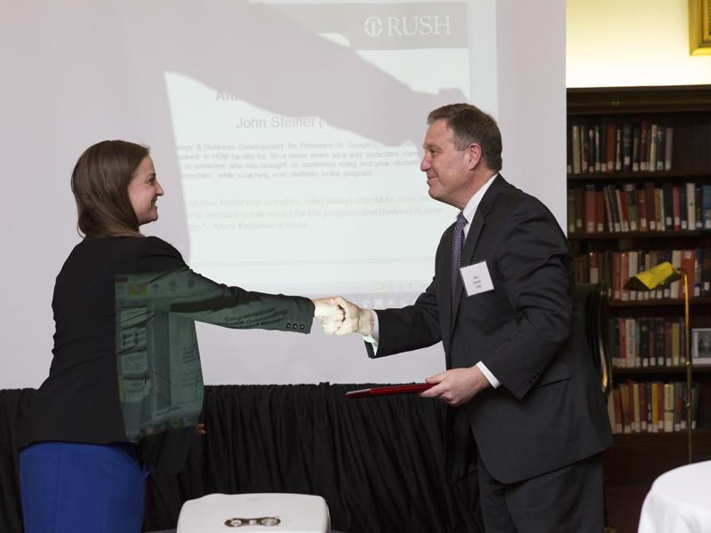 Rush University Health Systems Management Alumni Association