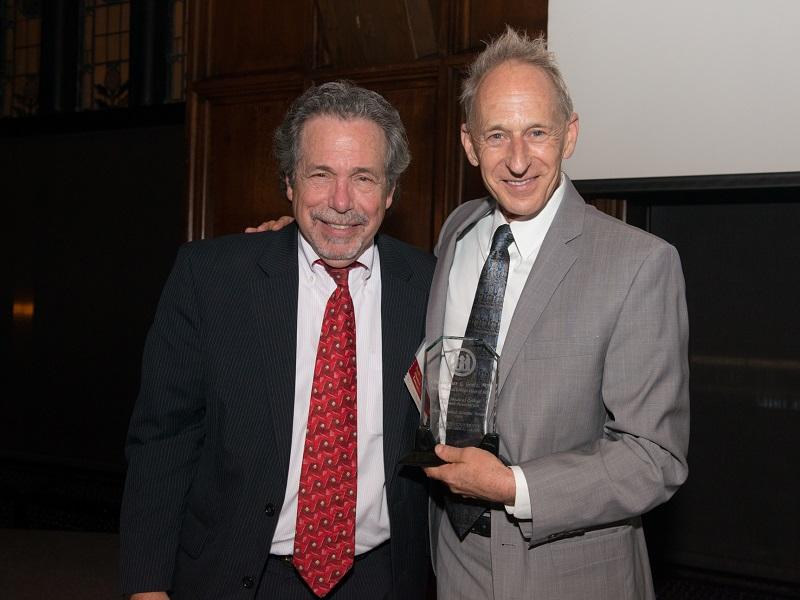 Chris Goetz recipient of RMC DAA 2015