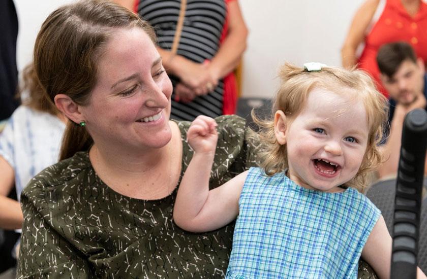 Rush Opens Angelman Syndrome Clinic | News | Rush University