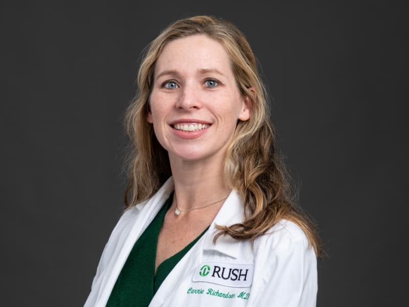 Carrie Richardson, MD