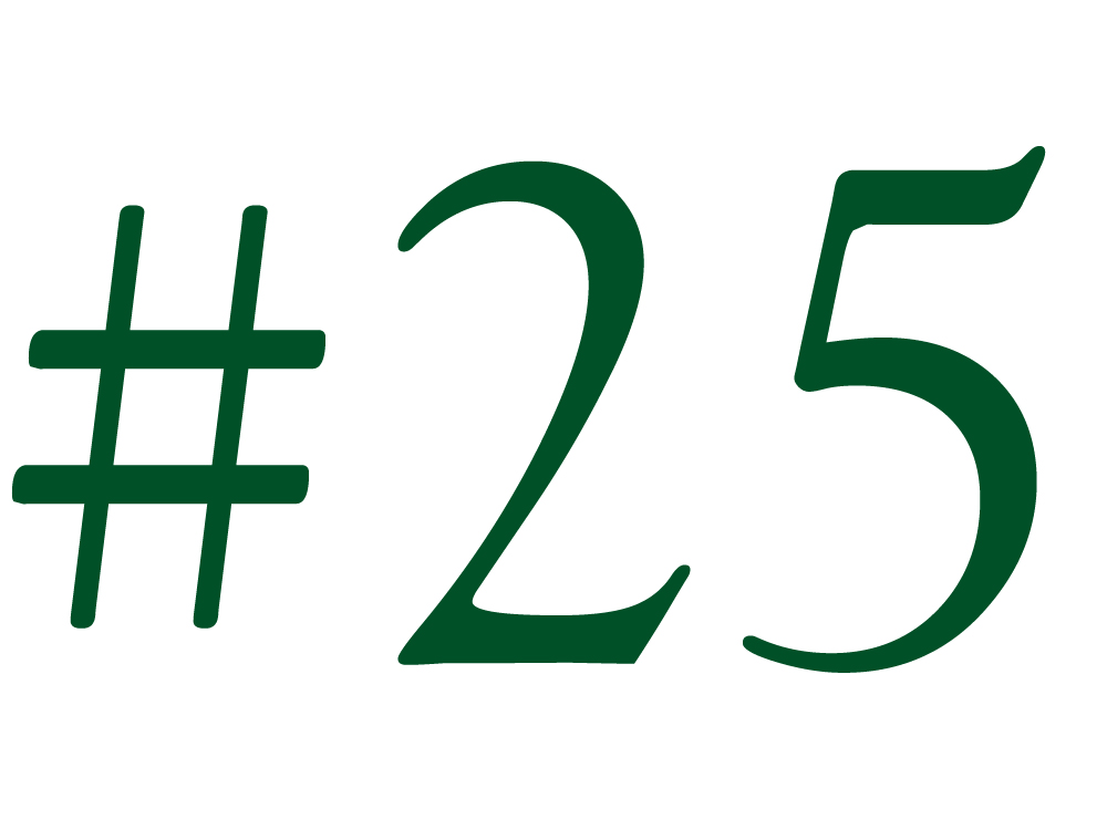 #25 Occupational Therapy Program Ranking According to U.S. News & World Report Rankings