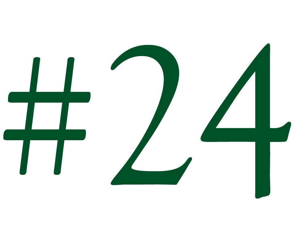 #24 Speech Language Pathology Program Ranking According to U.S. News & World Report Rankings