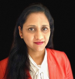Portrait photo of Dr. Puja Agarwal