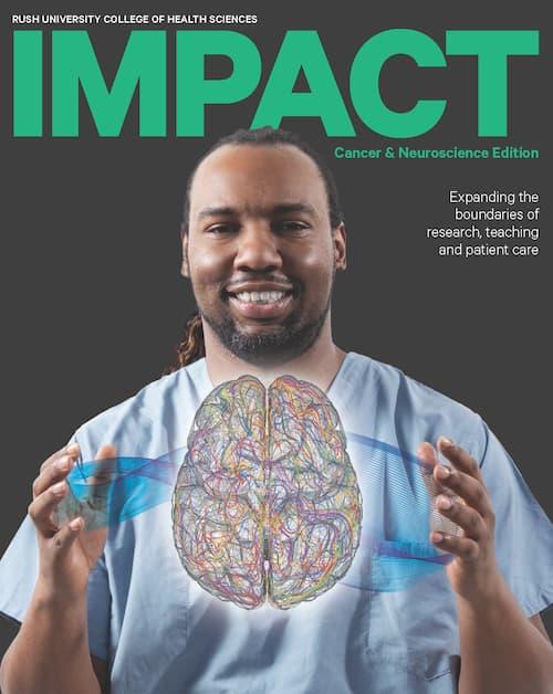 Impact magazine cover