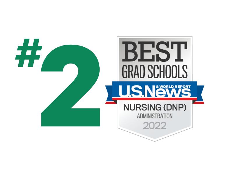 U.S. News - Best Grad Schools - Nursing DNP Administration - 2022