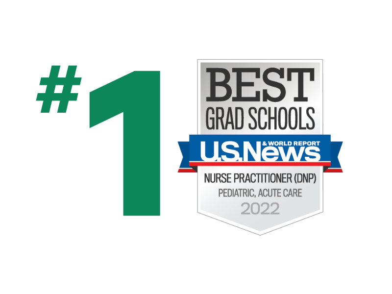 U.S. News - Best Grad Schools - Pediatric Acute Care Nursing DNP - 2022