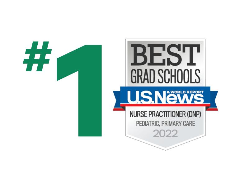 U.S. News - Best Grad Schools - Pediatric Primary Care Nursing DNP - 2022