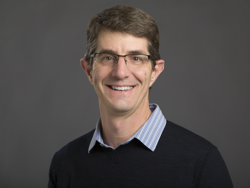 Michael Schoeny, PhD. Assistant Professor and Statistician at Rush University's College of Nursing
