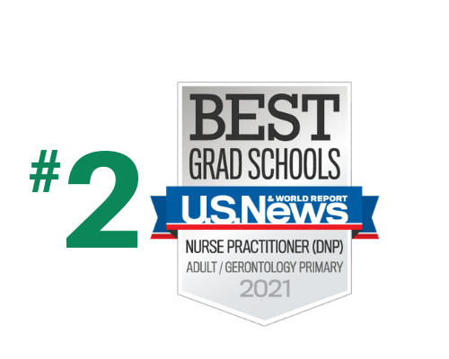 U.S. News - Best Grad Schools - Adult/Gerontology Primary - 2021