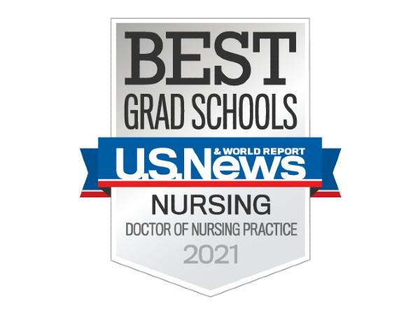 U.S. News - Best Grad Schools - Nursing - DNP - 2021