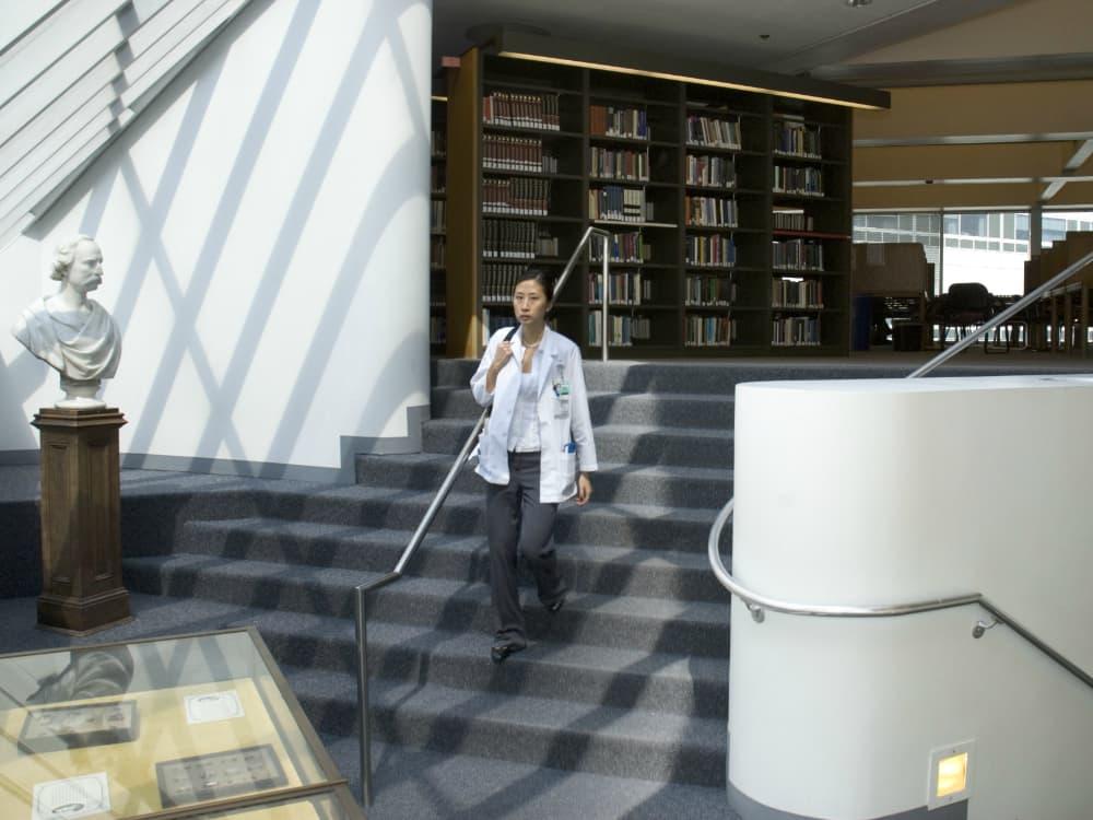 Rush University library