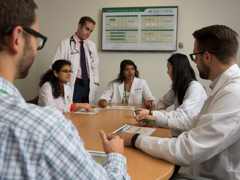 internal medicine residency QI & Safety Track