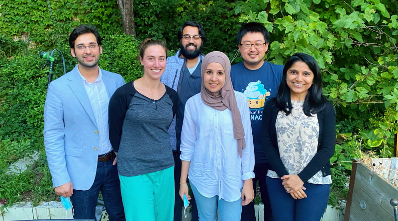 Nephrology Fellows in the class of 2020-2021