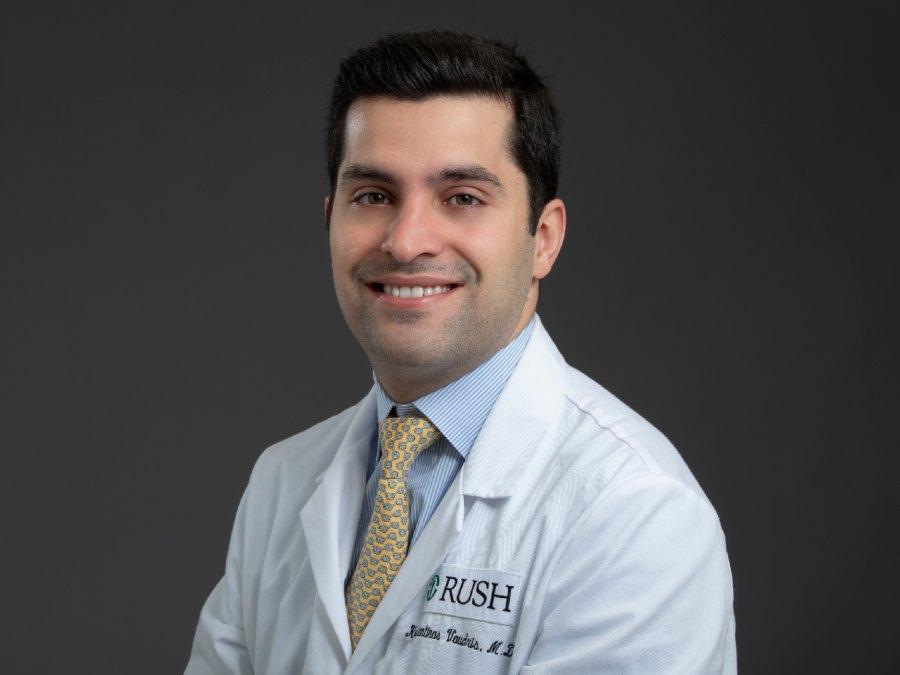 Konstantinos Voudris, MD, PhD