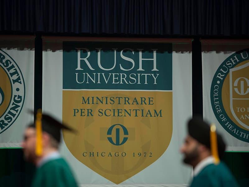 The Rush seal