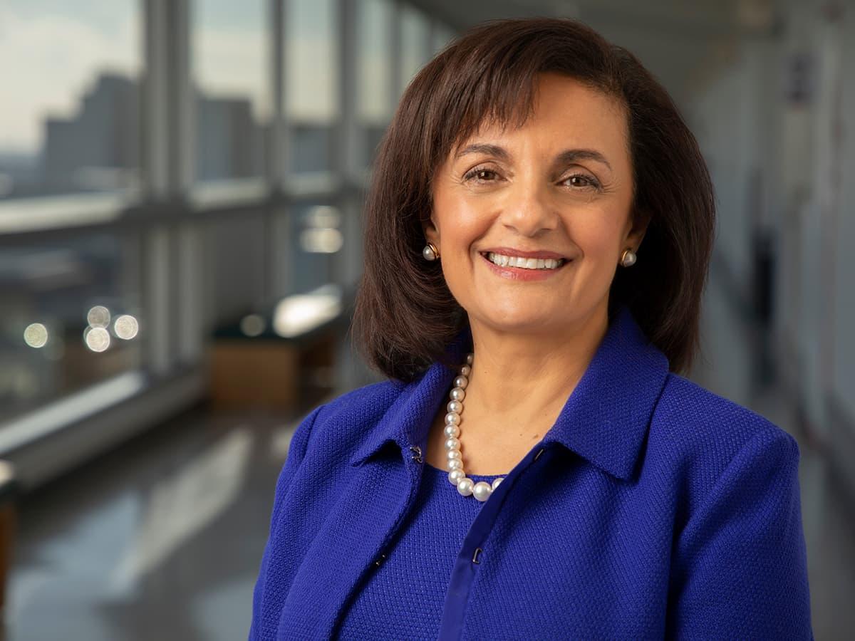 Rush University President, Sherine Gabriel, MD, MSc