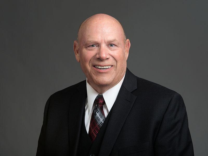 Paul Carvey, PhD, University Marshal 2018