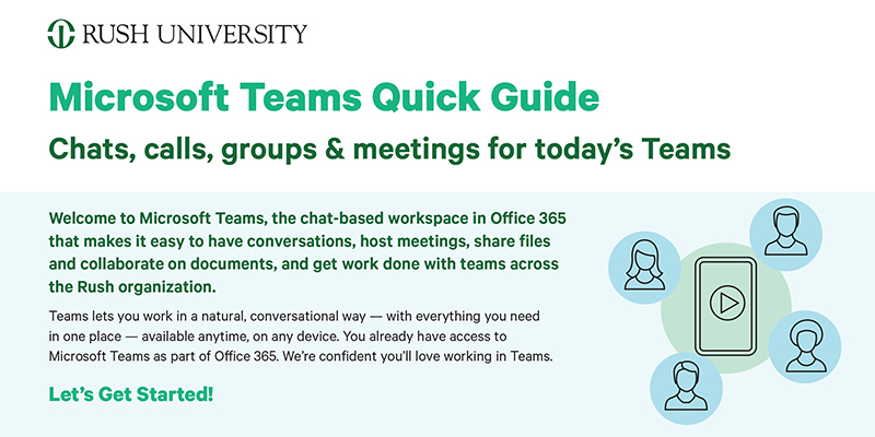 Microsoft Teams Quick Guide