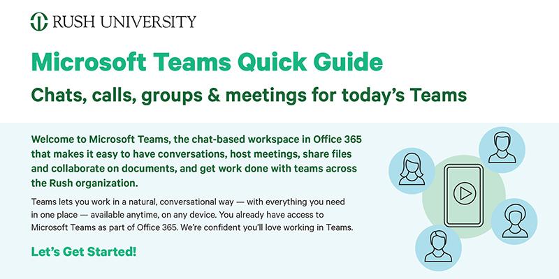Microsoft Teams Quick Guide