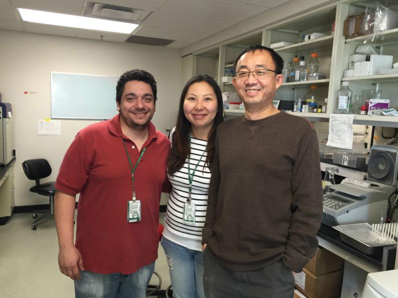 Carl Maki Lab members