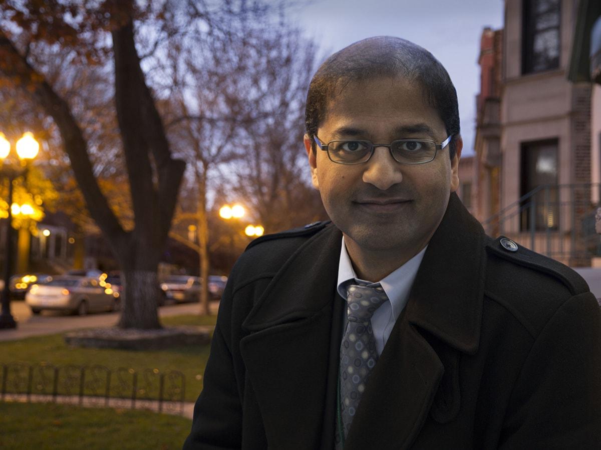 Raj C Shah, MD