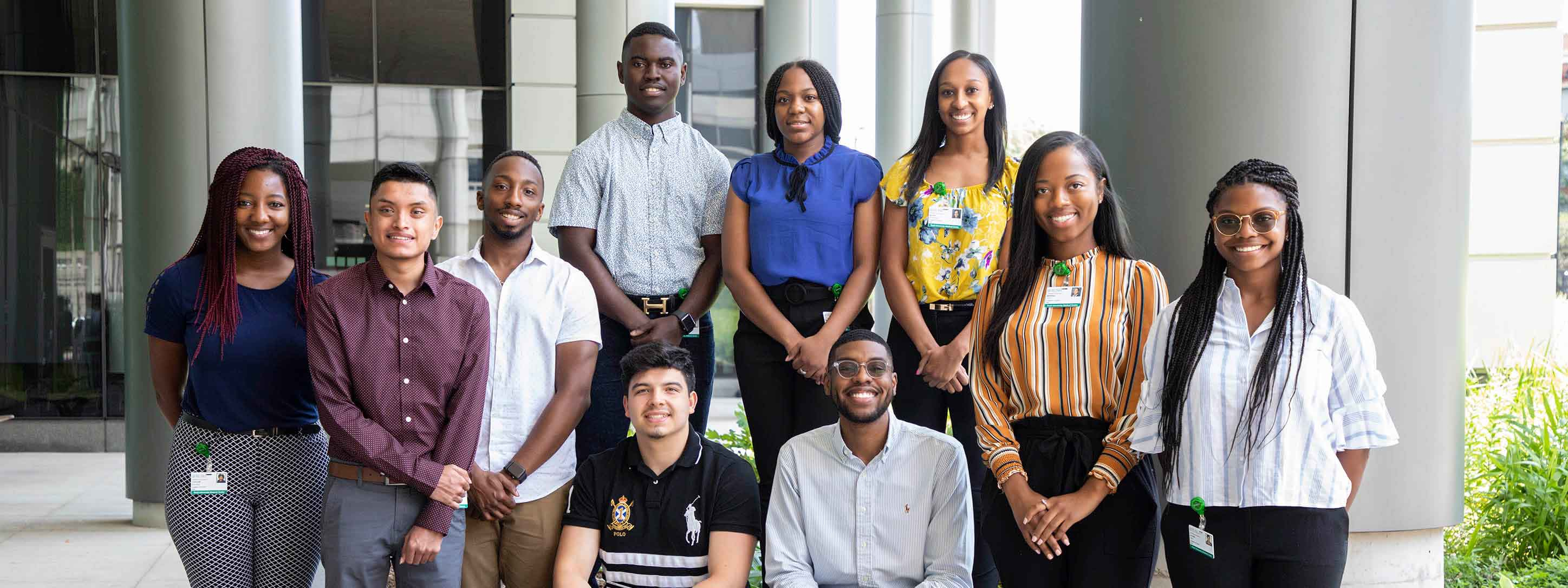 2019 Rush Summer Research Scholars