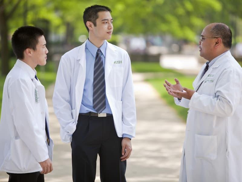 Division of Behavioral Sciences clinicians