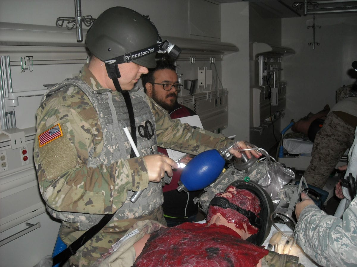Rush Advance Trauma Training Program