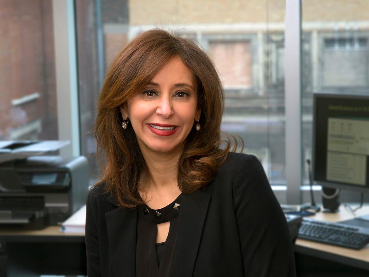 Lena Al-Harthi, PhD