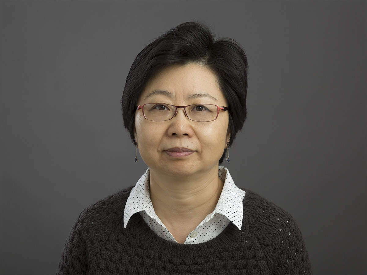Dr. Xun Ai faculty profile picture