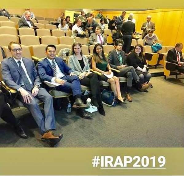 IRAP 2019