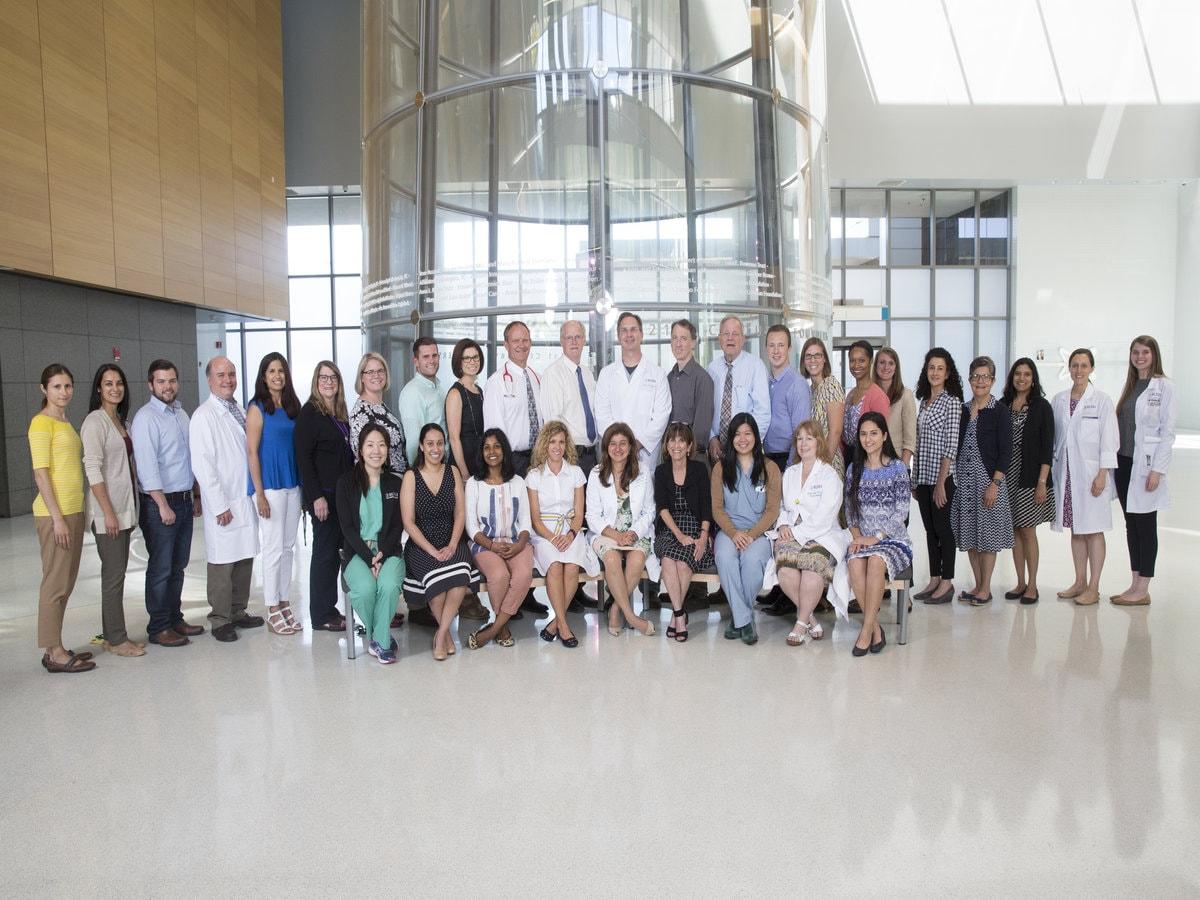 Department of Pediatrics team