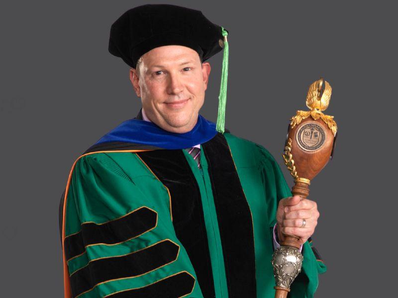David L. Vines, PhD, MHS, RRT, FAARC, FCCP