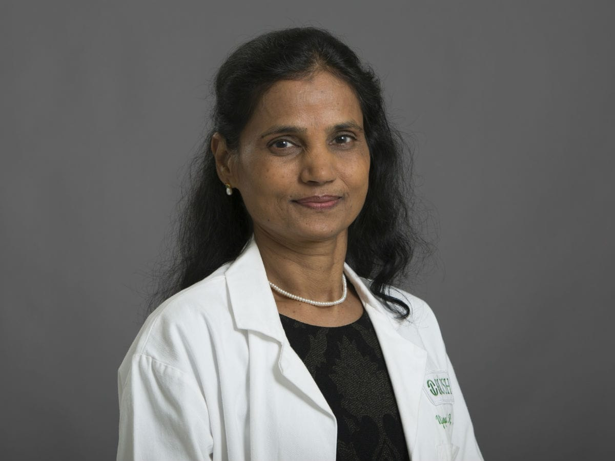 Vijaya Reddy, MD, MBA