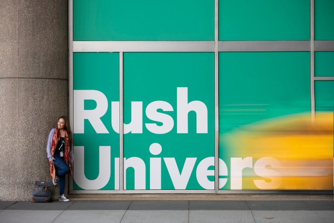About Rush University College of Health Sciences