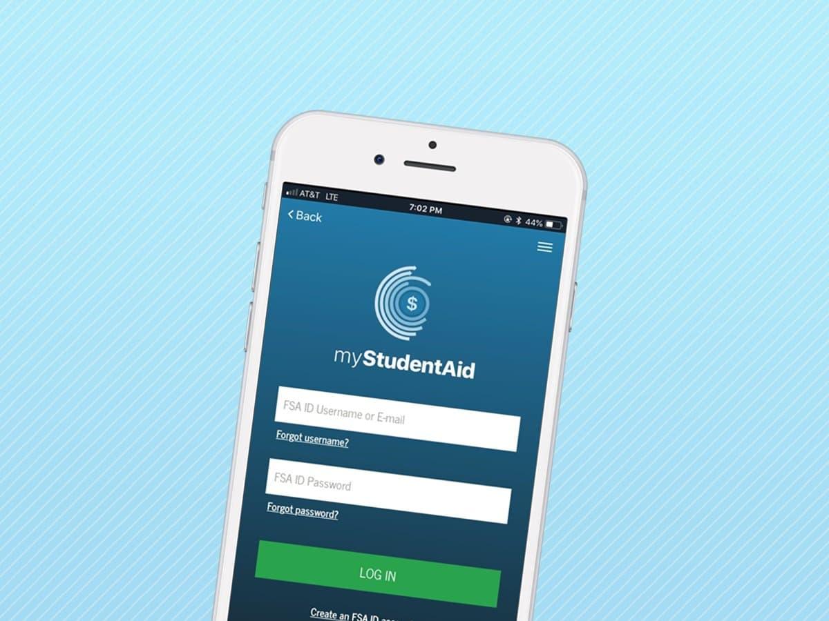 FAFSA phone app