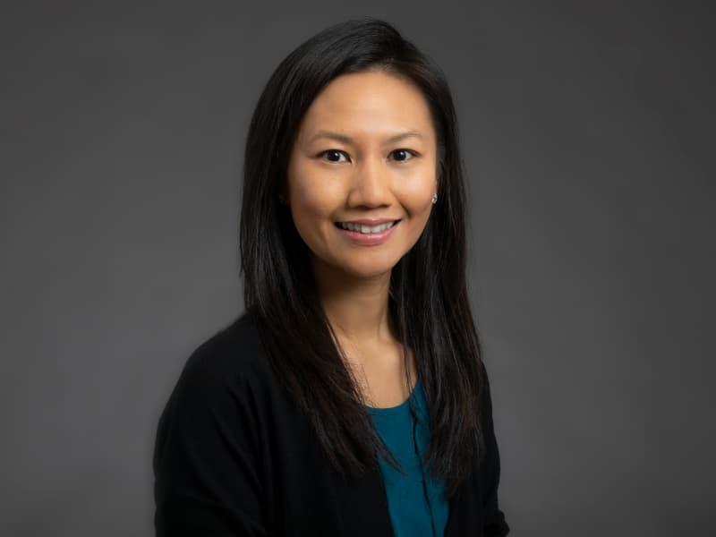 Doctor Joyce Tam
