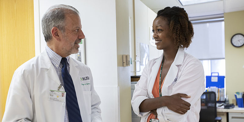 Visiting Medical Students | Rush Medical College | Rush University