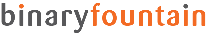 Binary Fountain logo