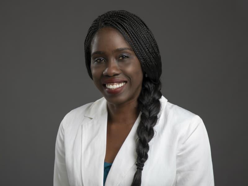Doctor Oluwatoyin Adeyemi