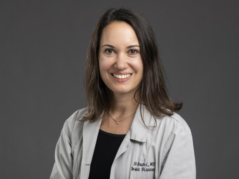 Doctor Sheila Badri