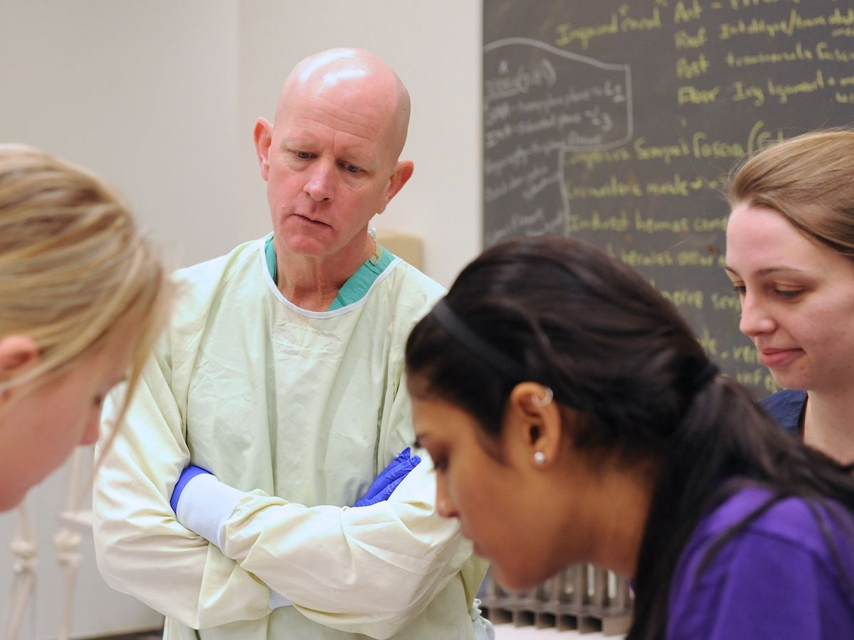 Human Anatomy Laboratory | Cell & Molecular Medicine | Rush University
