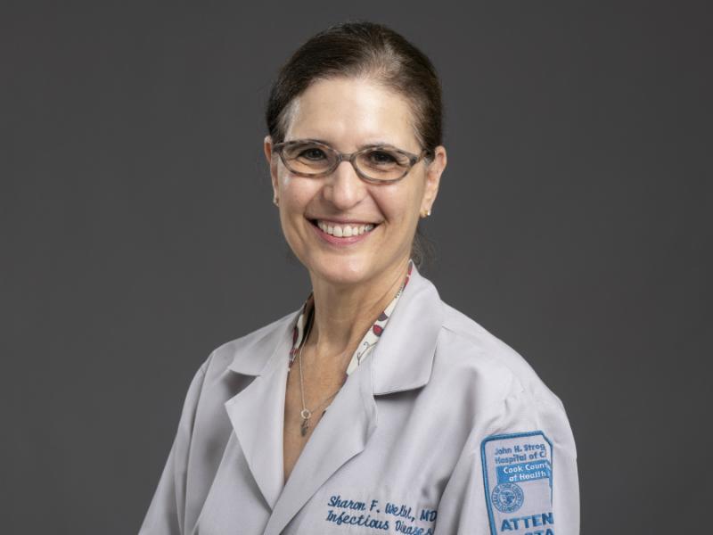 Doctor Sharon Welbel