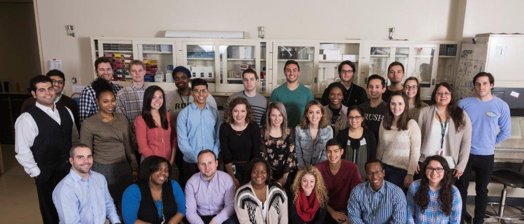 Master of Science in Biotechnology Class of 2017