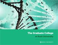 Graduate College Admissions Booklet