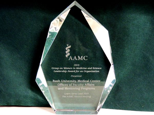 Group on Women in Medicine and Science Leadership Award