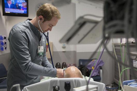 Oak Park Rush Hospital Emergency Room