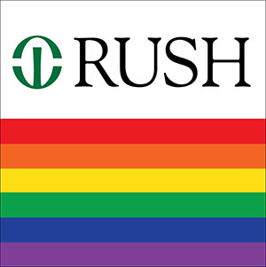Rush Pride Logo